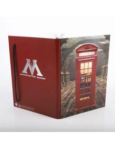 Libreta lenticular Ministerio de Magia - Harry Potter