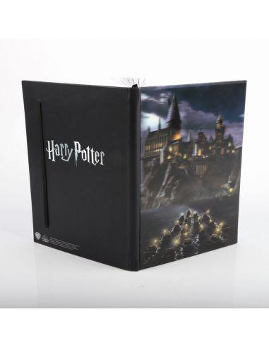 Libreta lenticular Castillo Hogwarts - Harry Potter