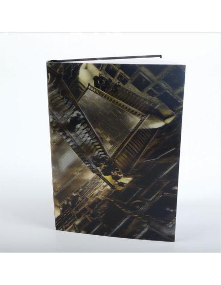 Libreta lenticular escaleras Castillo Hogwarts - Harry Potter