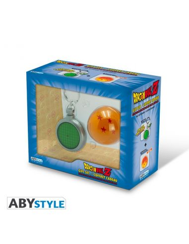 Pack Radar + Bola de Dragón nº4 - Dragon Ball