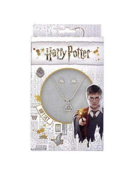 Pack regalo las Reliquias de la Muerte - Harry Potter