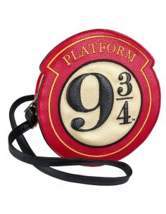 Bolso Plataforma 9 y 3/4 redondo - Harry Potter