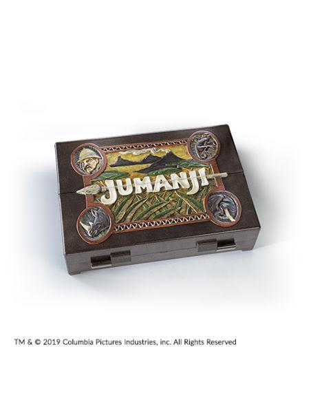 Réplica juego Jumanji escala 1:1