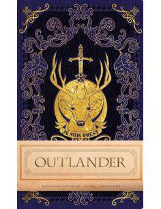 Cuaderno escudo Outlander