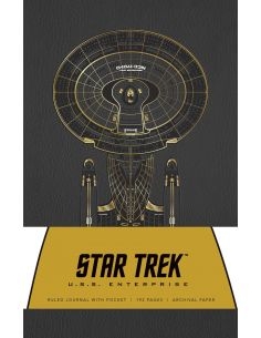 Cuaderno de Star Trek