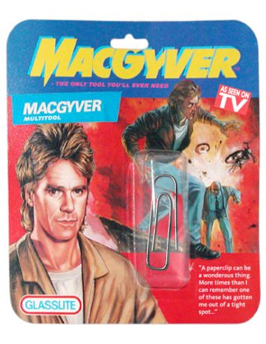 Official MacGyver Survival Set