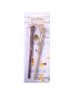 Varita Harry Potter y varita Voldemort lápiz y bolígrafo - Harry Potter