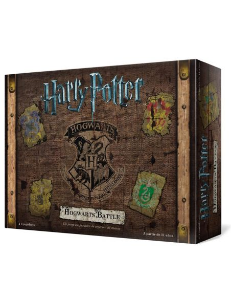 Harry Potter Hogwarts Battle - Castellano