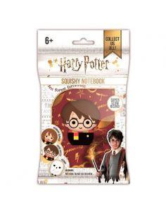 Libreta Harry Potter Squishy - Harry Potter