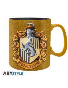 Taza Hufflepuff 460 ml - Harry Potter