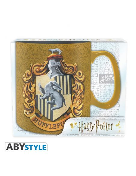 Taza Hufflepuff 460 ml - Harry Potter