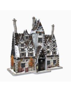 Puzzle 3D Hogsmeade - Harry Potter