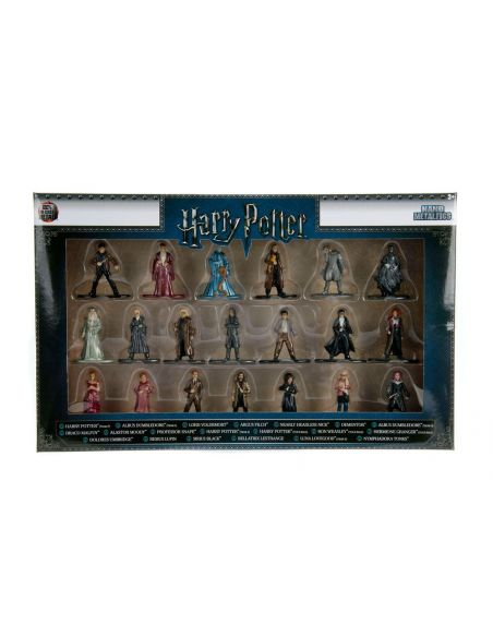 Pack de 20 Figuras Nano Metalfigs Diecast Wave 2 - Harry Potter