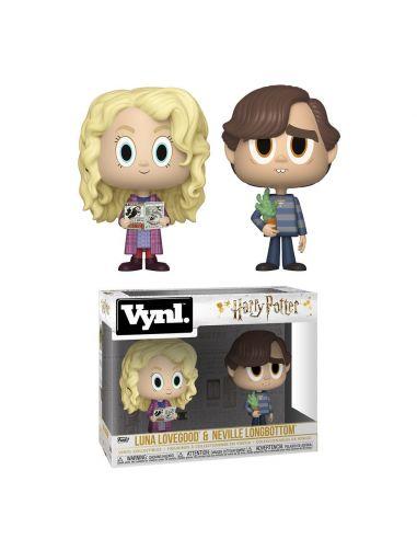 Pack Funko de 2 Figuras de Luna y Neville 10 cm - Harry Potter