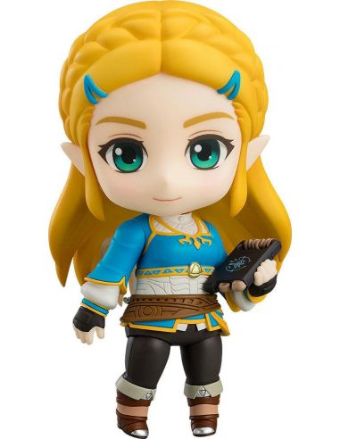 Figura Nendoroid Zelda 10 cm - The Legend os Zelda - Breath of the Wild