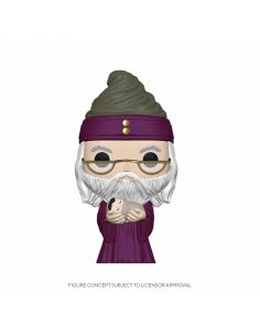 FUNKO POP! Dumbledore con bebé Potter - Harry Potter