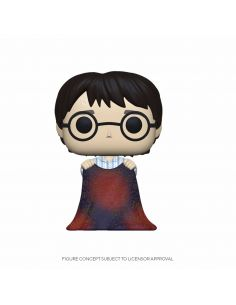 FUNKO POP! Harry Potter con la Capa de Invisibilidad - Harry Potter