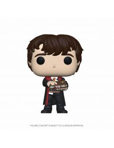 FUNKO POP! Neville Longbottom con Monster Book - Harry Potter