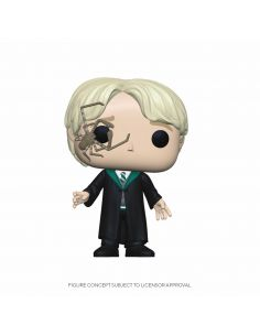 FUNKO POP! Draco Malfoy con Whip Spider - Harry Potter