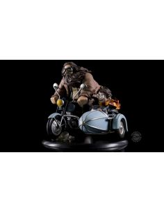 Figura Harry Potter y Hagrid Q-Fig Max - Harry Potter