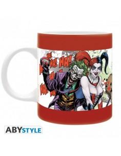 Taza Joker & Harley Quinn - DC Comics