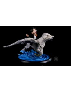 Figura Harry Potter y Buckbeak Q-Fig Max - Harry Potter