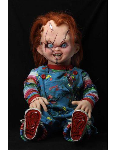 Réplica Chuchy escala 1:1 - La Novia de Chucky