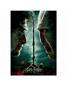 Puzzle Harry Potter vs. Lord Voldemort - Harry Potter