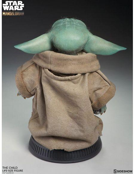 Figura tamaño real The Child 42 cm - ( Baby Yoda ) - The Mandalorian