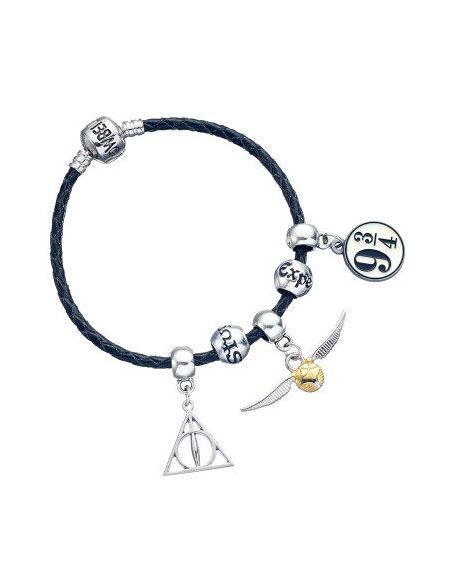 Pulsera charms Mágicos - Harry Potter