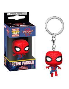 Llavero FUNKO POP! Spider-man / Peter Parker - Marvel