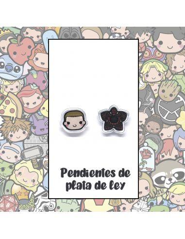 Pendientes Plata - Cosicas Extrañas - Joyería Artesanal