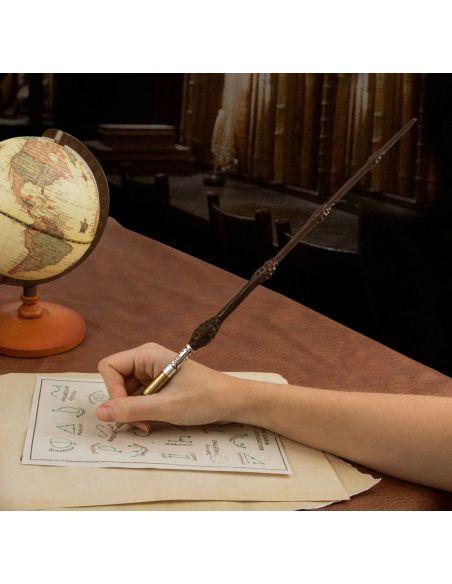 Bolígrafo varita Albus Dumbledore - CineRéplicas - Harry Potter