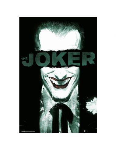 Póster The Joker - Dc Comics