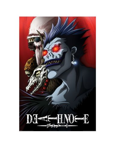 Póster Shinigami Death Note