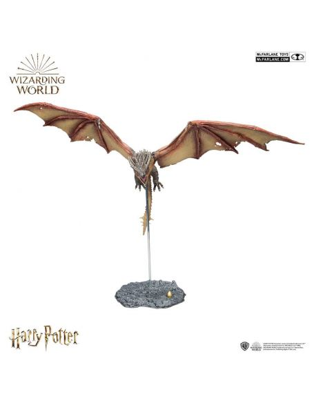 Figura Colacuerno Húngaro 23 cm - Harry Potter