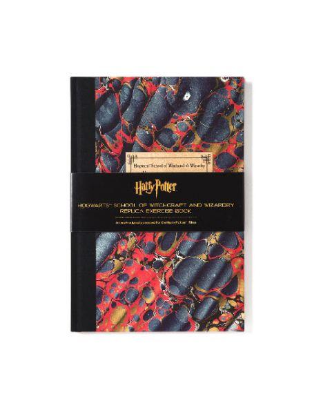 Cuaderno Réplica Libro de Ejercicios 1 - MinaLima - Harry Potter