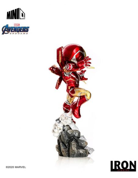 Figura Iron Man 20 cm PVC - Iron Studios - Marvel