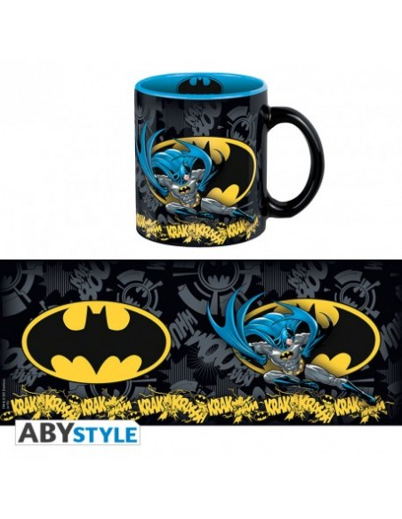 Taza Batman Cómic - DC Comics