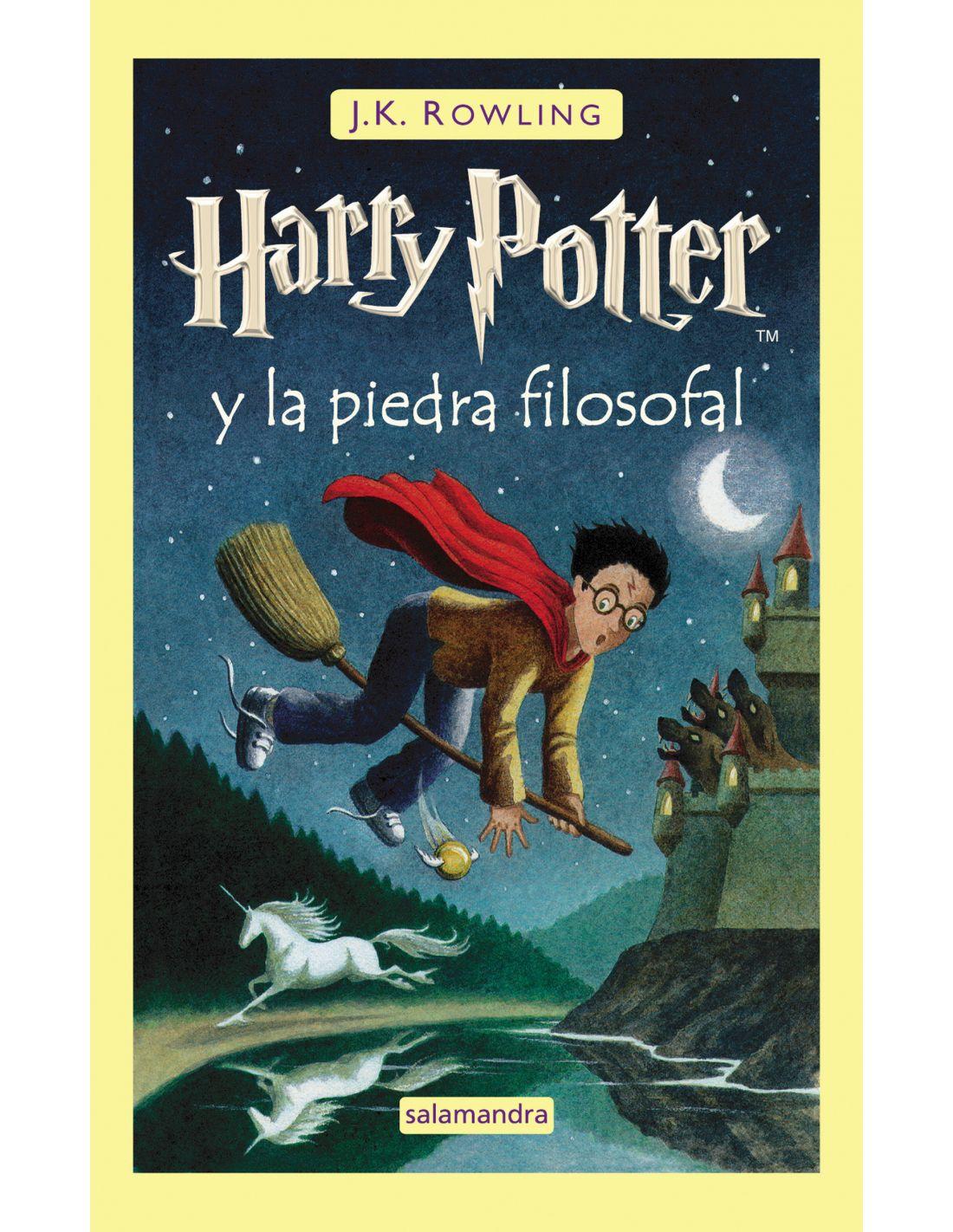 Mi rincón preferido: Harry Potter, de J. K Rowling