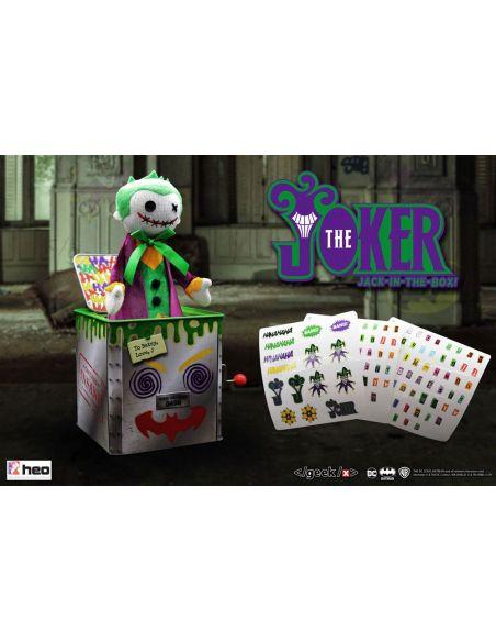 Caja de música Jack in the Joker 29 cm -  DC Comics