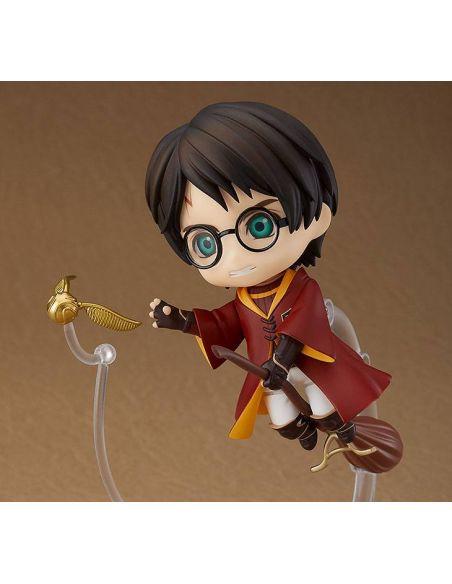 Figura Nendoroid Harry Potter uniforme de Quidditch - Harry Potter