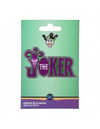 Parche Joker - DC Comics - Crea tu estilo
