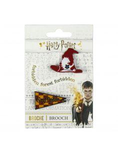 Pack Broches Gryffindor - Harry Potter - Crea tu estilo
