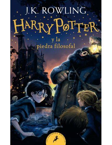 Harry Potter y la Piedra Filosofal - Salamandra - Nueva Edición