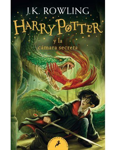 Harry Potter y la Cámara Secreta - Salamandra - Nueva Edición