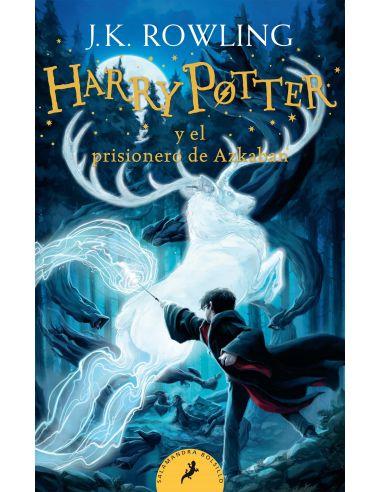Harry Potter y el Prisionero de Azkaban - Salamandra - Nueva Edición