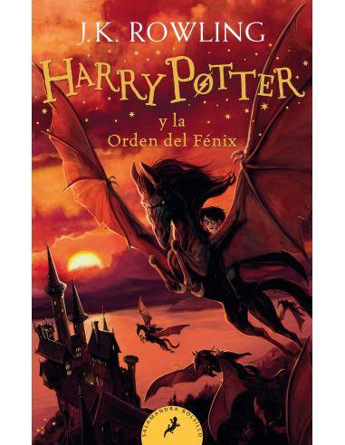 Harry Potter y la Orden del Fénix - Salamandra - Nueva Edición