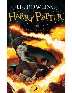 Harry Potter y el Misterio del Príncipe - Salamandra - Nueva Edición
