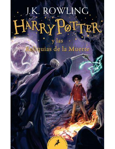 Harry Potter y las Reliquias de la Muerte - Salamandra - Nueva Edición